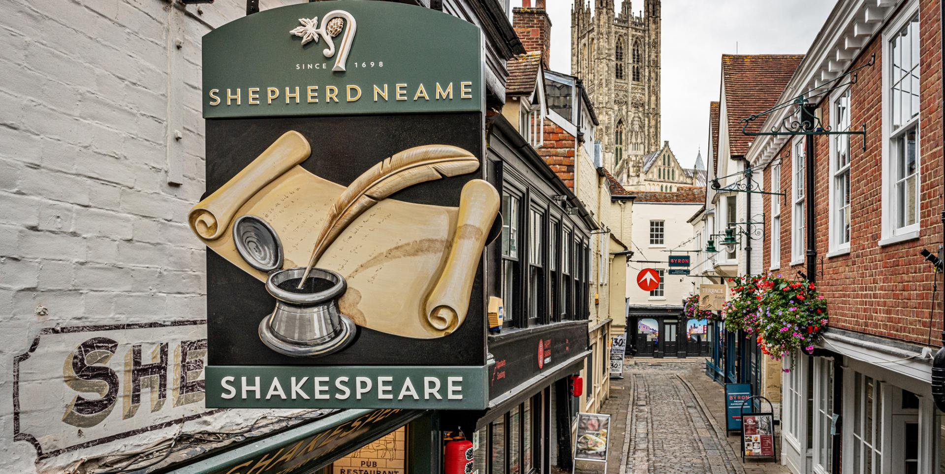 Shakespeare, Canterbury